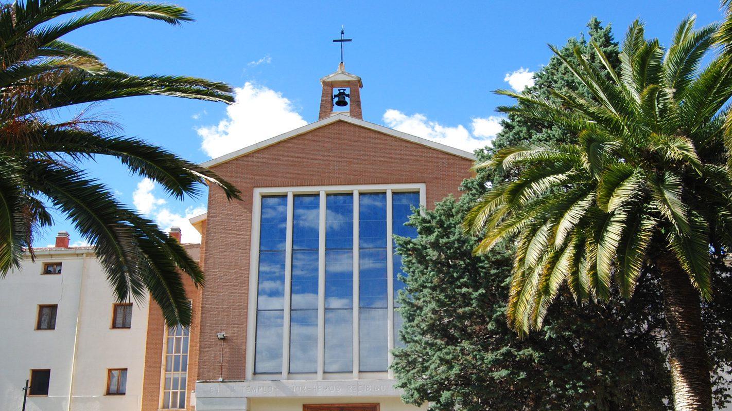 Casa de Espiritualidad - Hnas. Oblatas